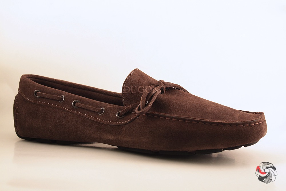 Mocassino Indios marrone </br> U081 Outlet