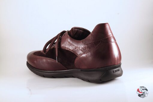 Sneaker marrone </br> U114 Outlet