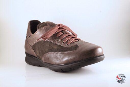 Sneaker grigia </br> U113 Calzature uomo