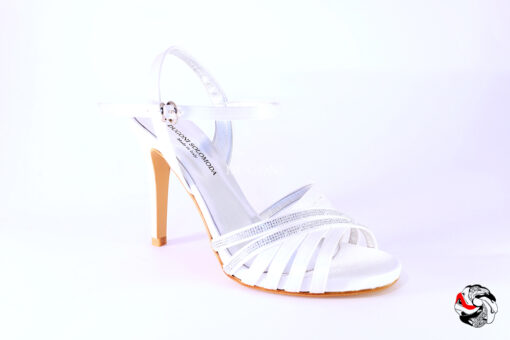 Sandalo micro strass S047 Outlet donna