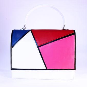 Borsa con manico Mondrian B021 BORSE DONNA