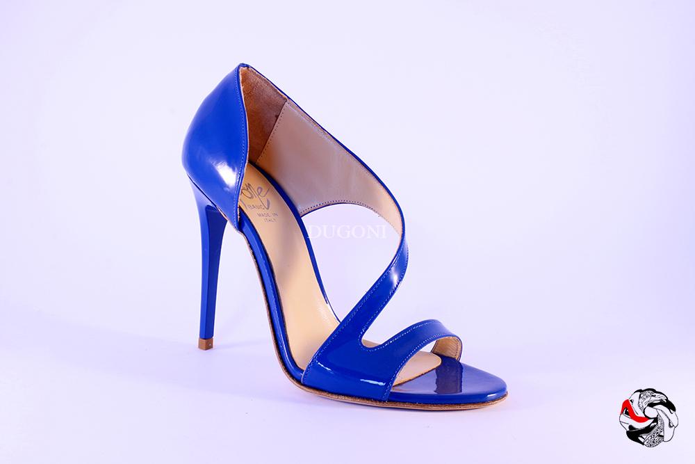 Sandalo Blu Elettrico D552 - Categoria  Outlet 6518c2cdae5