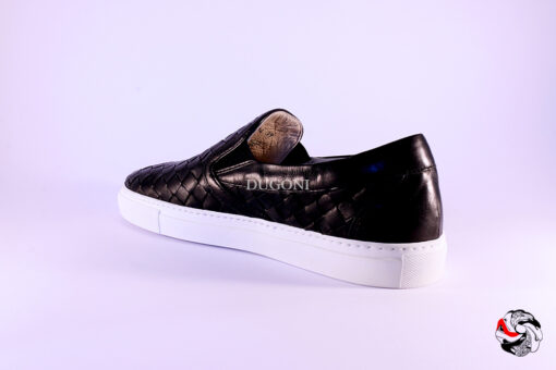 Slip-on nera U117 Outlet