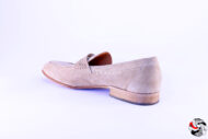 Mocassino Beige Scamosciato U129 Outlet