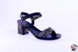 Sandalo Nero </br> D591 Outlet