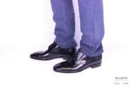 Derby blu – Lancio </br> U243 Calzature uomo