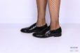 Accollata frangia e doppia fibbia </br> D1116 Scarpe donna