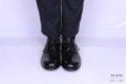 Stringata liscia nera </br> U282 Outlet
