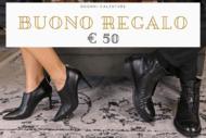 Buono regalo valore €50 <br/> B003 Buoni Regalo