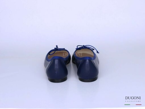 Ballerina  blu </br> D1296 Ballerine