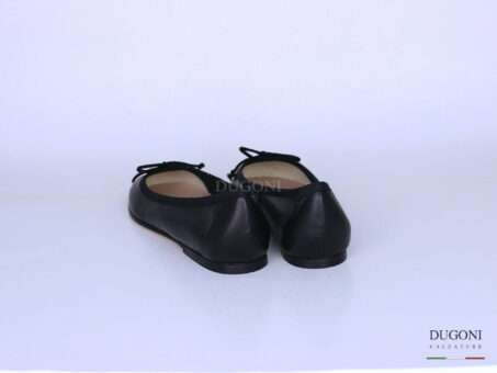 Ballerina  nera  </br> D1297 Scarpe donna